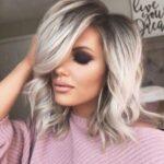Модная покраска волос 2020 на средние волосы
