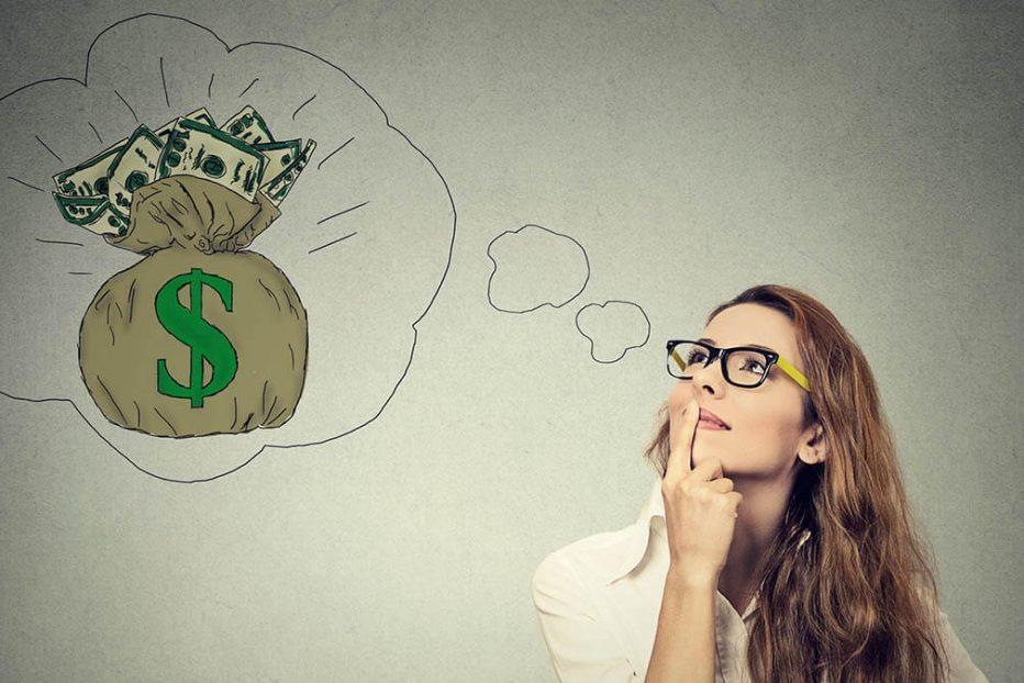 Как стать успешной и богатой с нуля
