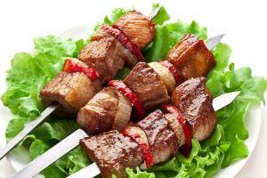 Шашлык из свинины рецепт маринада самый вкусный