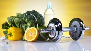 Хочешь быть здоровым питайся правильно занимайся спортом