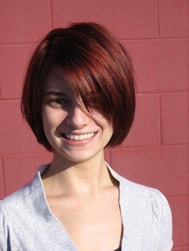 Короткие причёски для девочек подростков