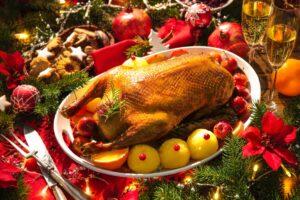 Рождественская утка без пива