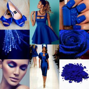 синий цвет на новый 2021 год