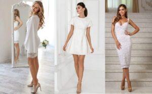 Белое платье на 2021 год