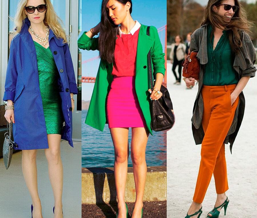 Какие цвета носить летом 2021