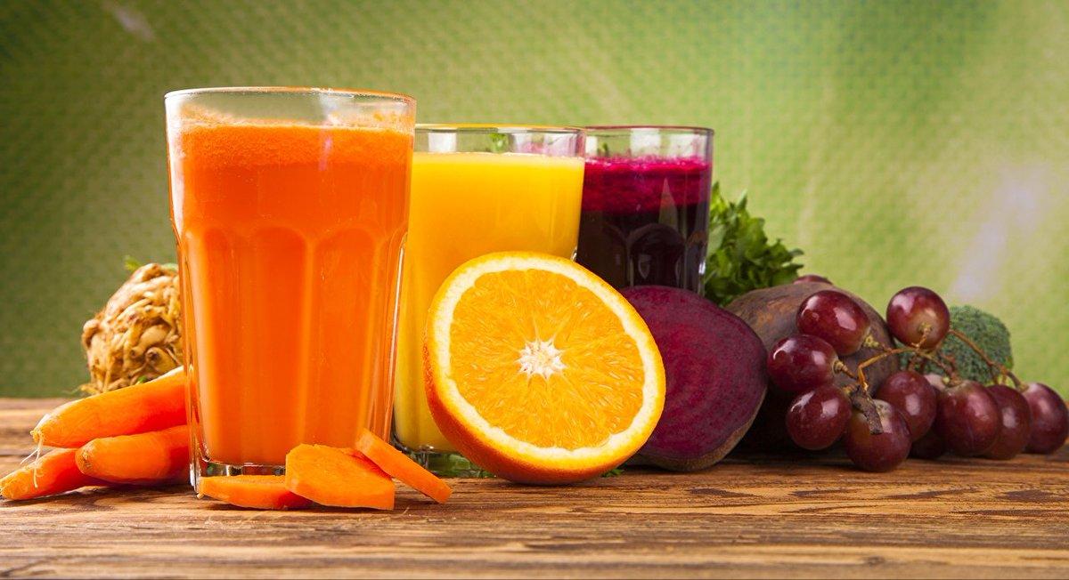 Полезно ли пить свежевыжатый сок