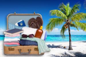 Что взять с собой отпуск