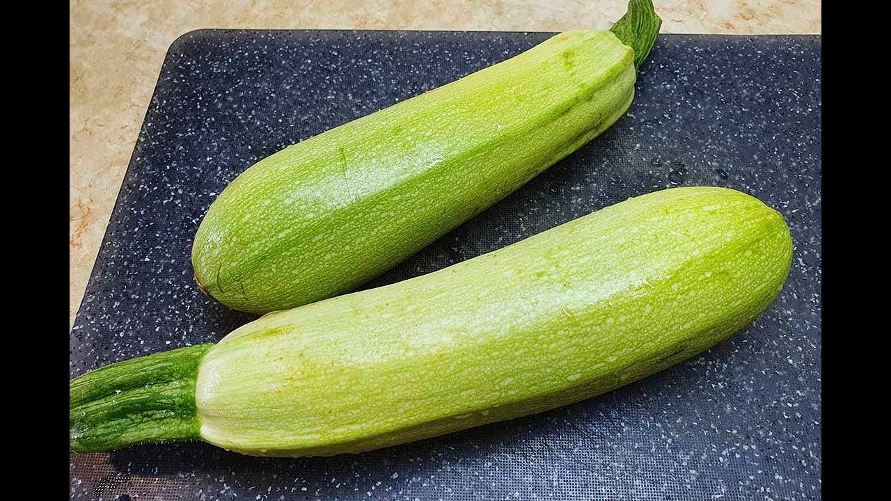 Рецепты из молодых кабачков вкусные и простые