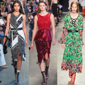 Мода в одежде 2020