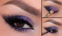 Летний макияж 2020 для карих глаз