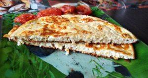 Овсяноблин рецепт на кефире для правильного питания